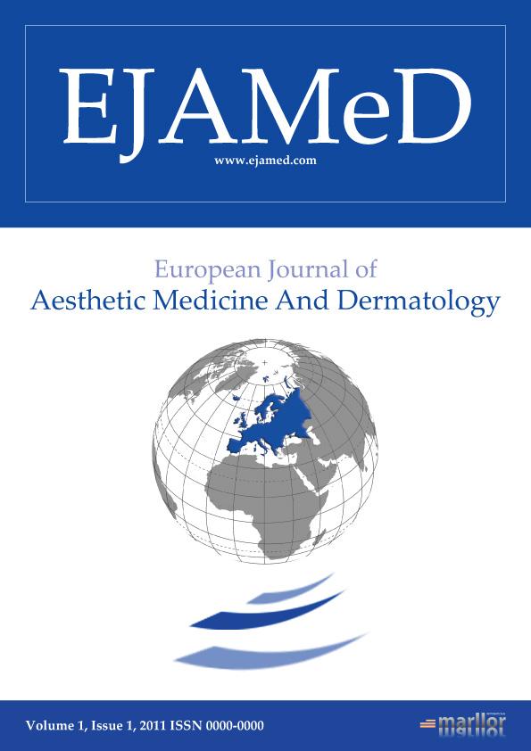 Noticias medicina estética - Magazine cover